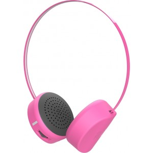 MYFIRST HEADPHONE WIRELESS PINK