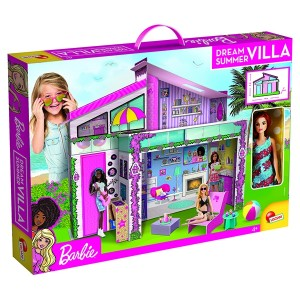 BARBIE SUMMER VILLA WITH DOLL