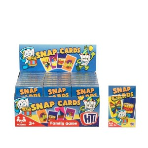 POCKET MONEY TRADITIONAL GAMES SNAP CARDS