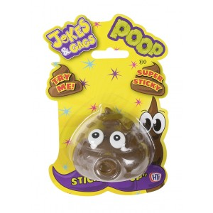 POCKET MONEY J&GAGS BROWN STICKY POOP