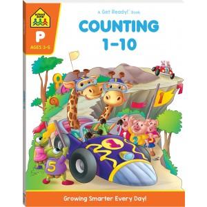WORKBOOKS-COUNTING 1-10