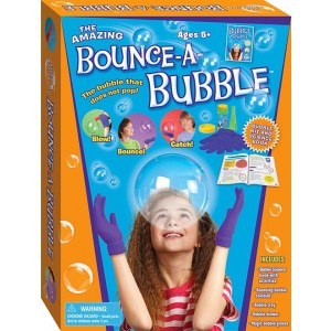 BOUNCE A BUBBLE WITH KIT & BOOK