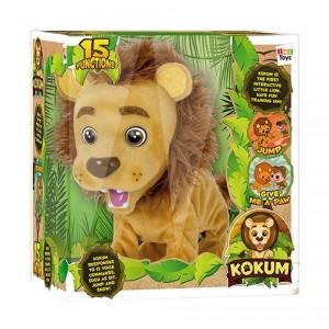 CLUB PETZ-KOKUM LION