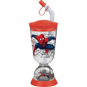 SPIDER-MAN GO BASE DOME TUMBLER