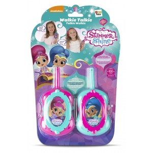 SHIMMER & SHINE-WALKIE TALKIE