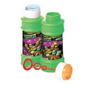 175ML MAXI-NINJA TURTLES BUBBLES