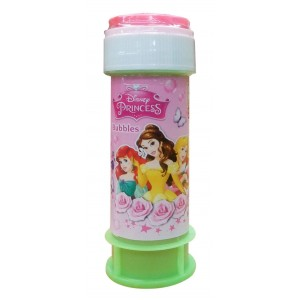 60ML-DISNEY PRINCESS BUBBLES