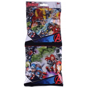 MINI 2 PACK PUZZLE STRIP AVENGERS