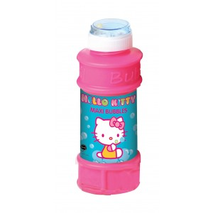 175ML MAXI HELLO KITTY BUBBLES