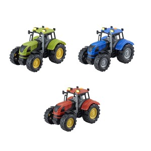 TEAMSTERZ COUNTRY LIFE LIGHT AND SOUND TRACTOR