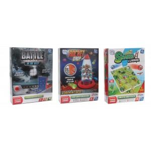 GAMES HUB TRAVEL BSHIP;SNAKES&LADDER;ROCKET DROP