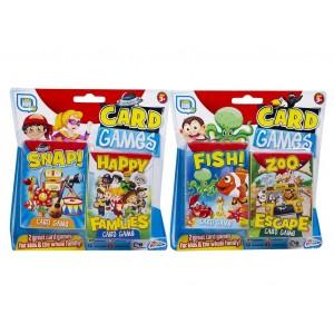GAMES HUB CARD GAMES ASST