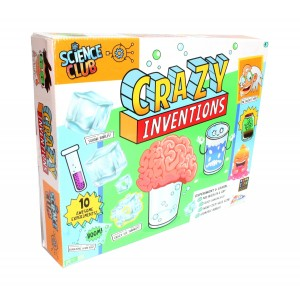 WEIRD SCIENCE CRAZY INVENTIONS