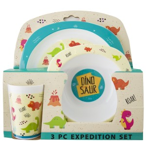 DINO 3PCE EXPEDITION SET