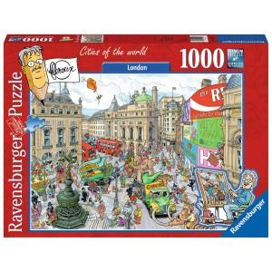 1000PC PUZZLES-LONDON