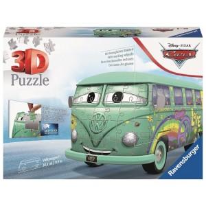 162PC 3D PUZZLE VEHICLES-CARS VW T1