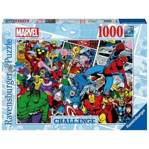 1000PC PUZZLES-CHALLENGE MARVEL