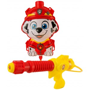 PAW PATROL CHASE WATER BLASTER BACKPACK