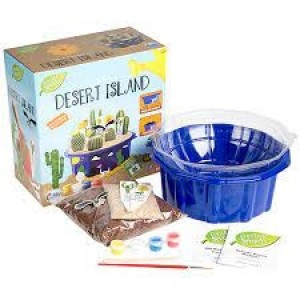 CREATIVE SPROUTS-GROW YOUR OWN DESERT ISLAND
