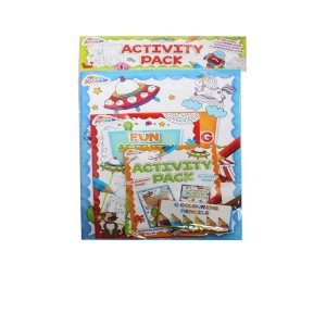 ARTS AND CRAFTS-ACTIVITY PACK