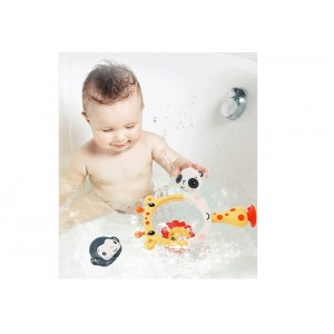 FISHER PRICE CATCH YOUR FRIENDS NET WITH 3 ANIMALS