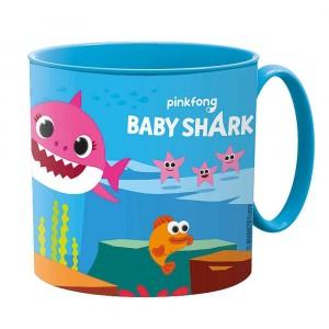 BABY SHARK MICRO MUG 350ML