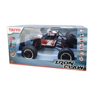 TAIYO RADIO CONTROL 1:8 4X4 IRON CLAW 3 ASST