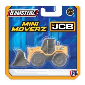 JCB TEAMSTERZ MINI MACHINES 1 PACK