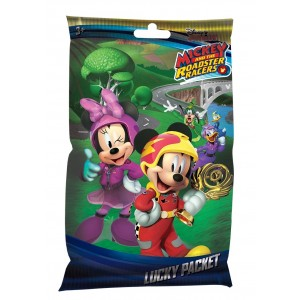 LUCKY BAG -  MICKEY ROADSTER RACERS