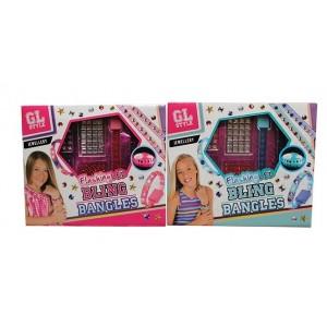GL STYLE- BLINGY BANGLES CREATIONS (BOX)