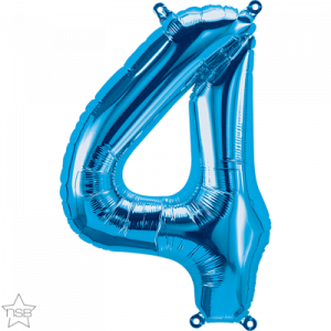 16 IN BLUE NUMBER 4 AIR FILLED 1CTP