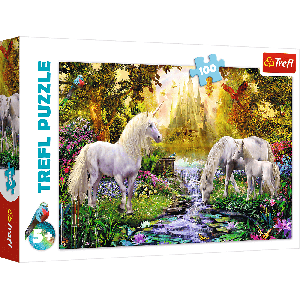 TREFL-100 PC PUZZLE SECRET GARDEN