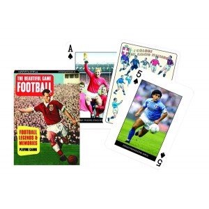 CARDS FOOTBALL LEGENDS - THE BEAUTIFUL GAME