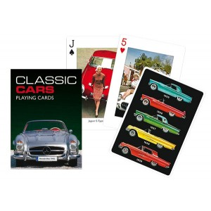 CARDS CLASSIC CARS