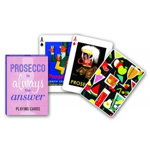 CARDS PROSECCO PLAYING CARDS