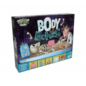 WEIRD SCIENCE BODY AND BONES