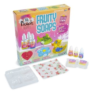 GL STYLE BEACH HAPPY FRUITY SOAPS